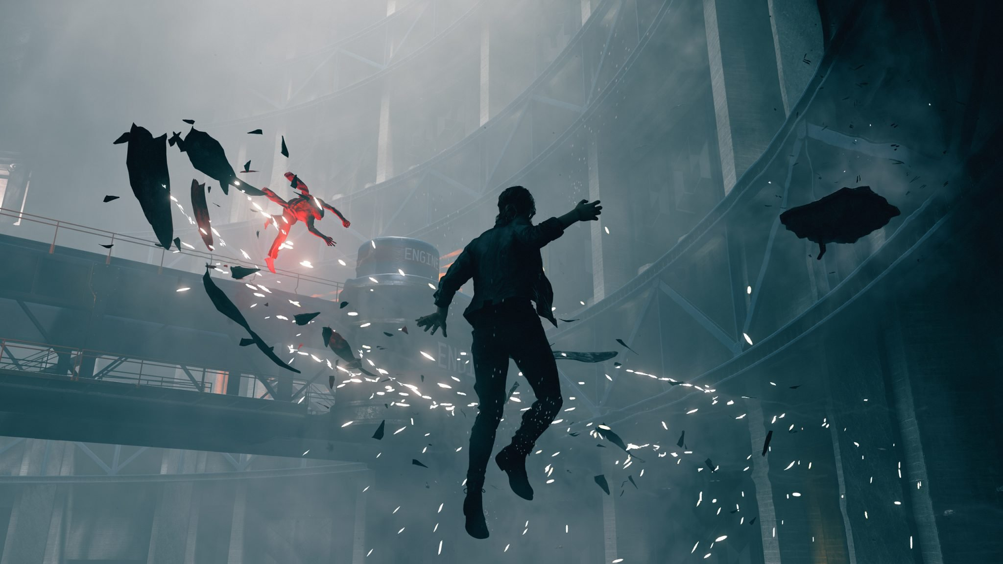 Watch as Remedy's Control floats like a butterfly and sting like a bee screenshot