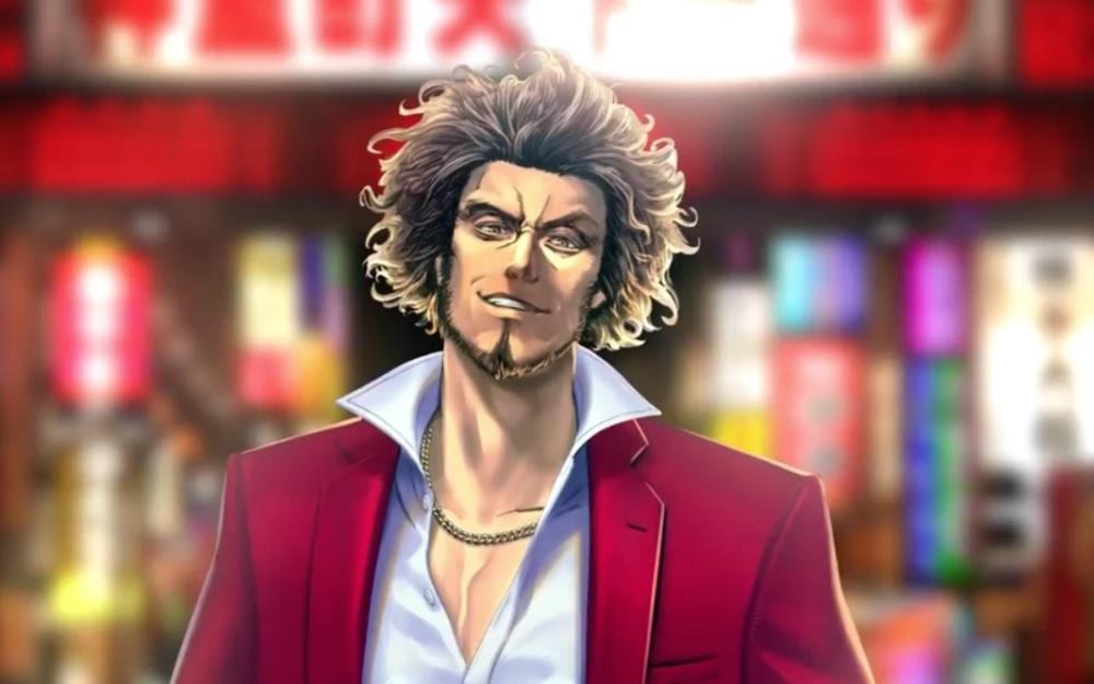 New Yakuza title stars wild-haired protagonist Ichiban Kasuga screenshot