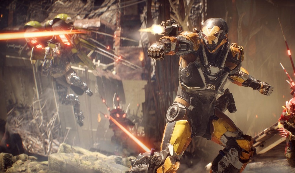 BioWare 'very disappointed' in Anthem's rough launch screenshot
