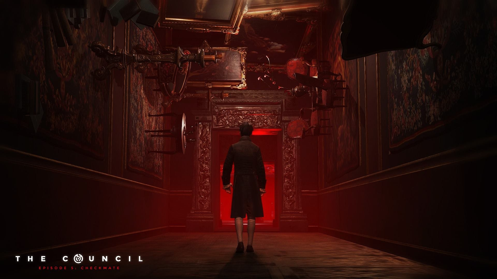 Review: The Council: Episode 5: Checkmate screenshot