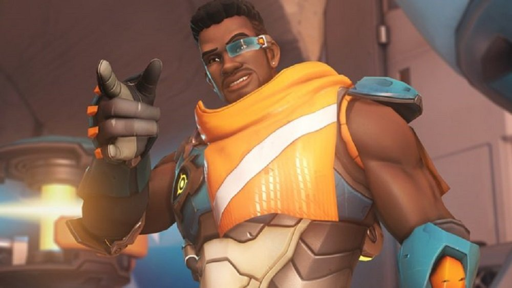 Tech-savvy medic Baptiste has officially joined Overwatch screenshot
