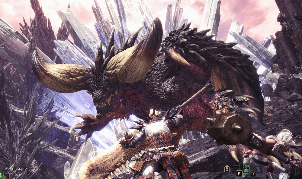 Monster Hunter: World PC to receive optional texture upgrades screenshot