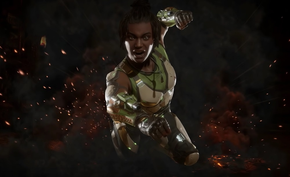 Mortal Kombat 11's Kotal Kahn gets utterly annihilated in his own reveal trailer screenshot
