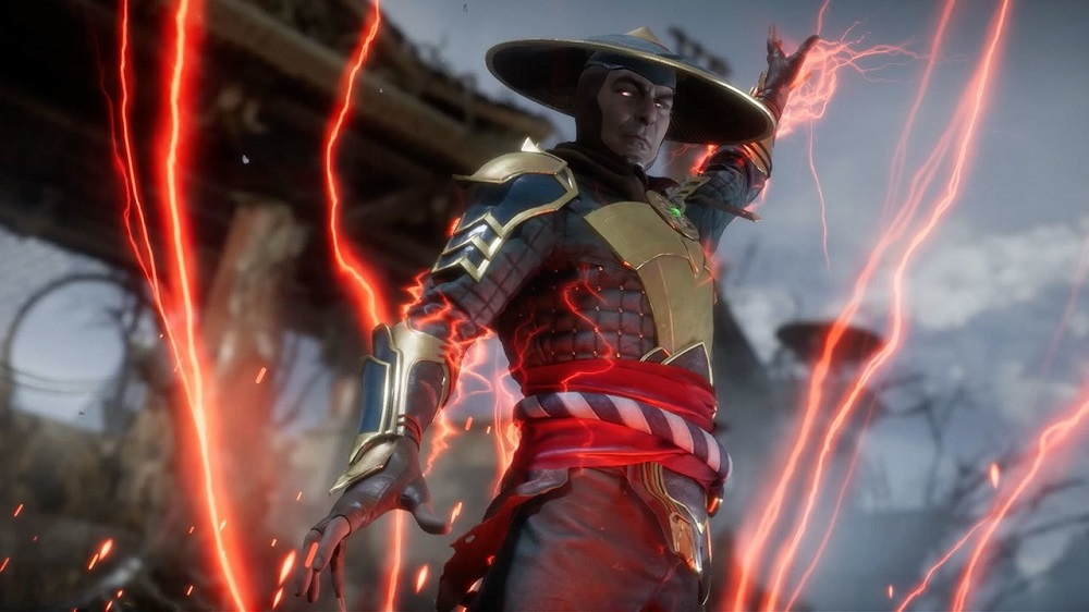 Mortal Kombat 11 will reveal two characters, including first DLC fighter, later today screenshot