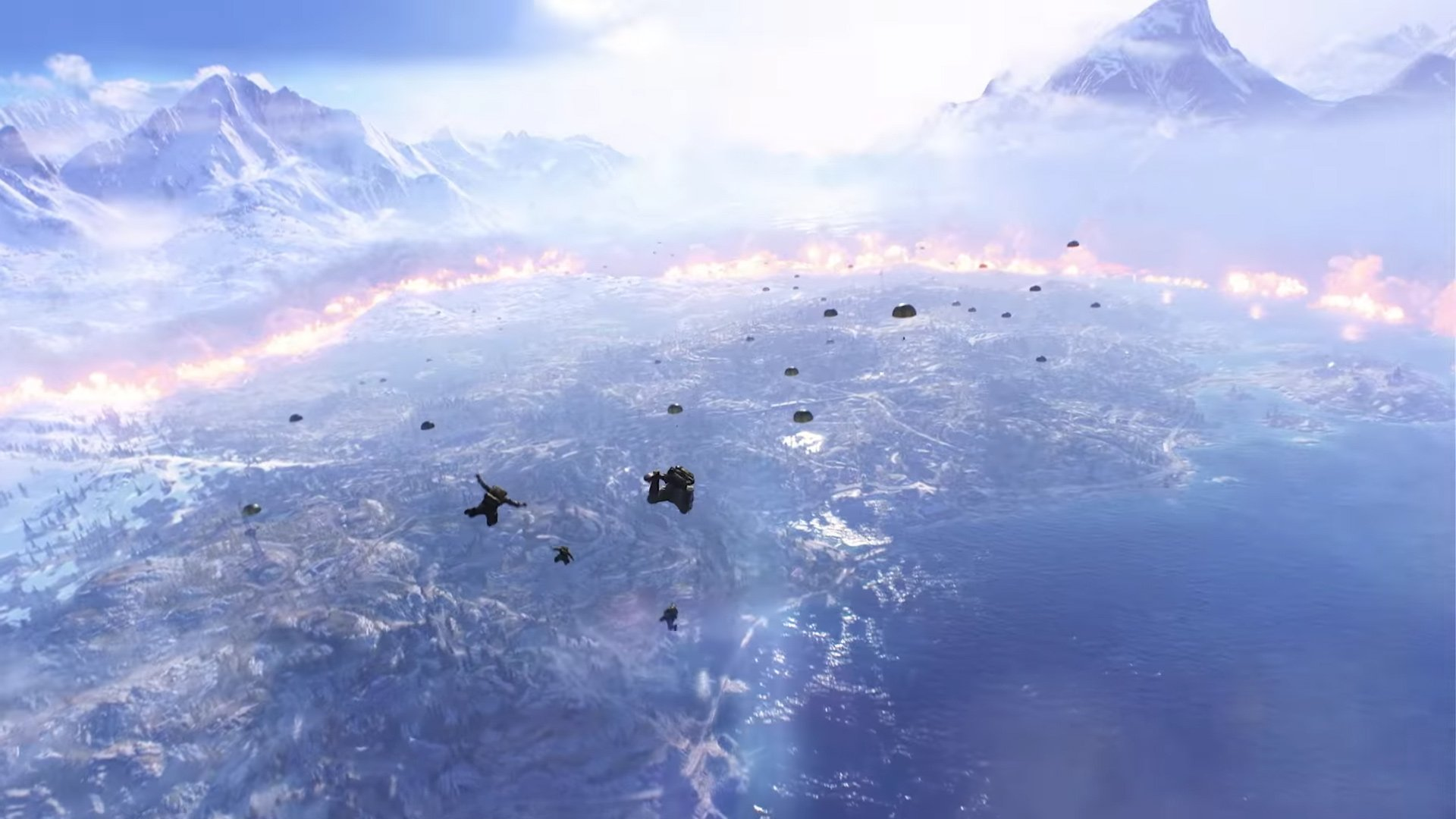 This gameplay trailer makes a good case for Battlefield's take on battle royale screenshot