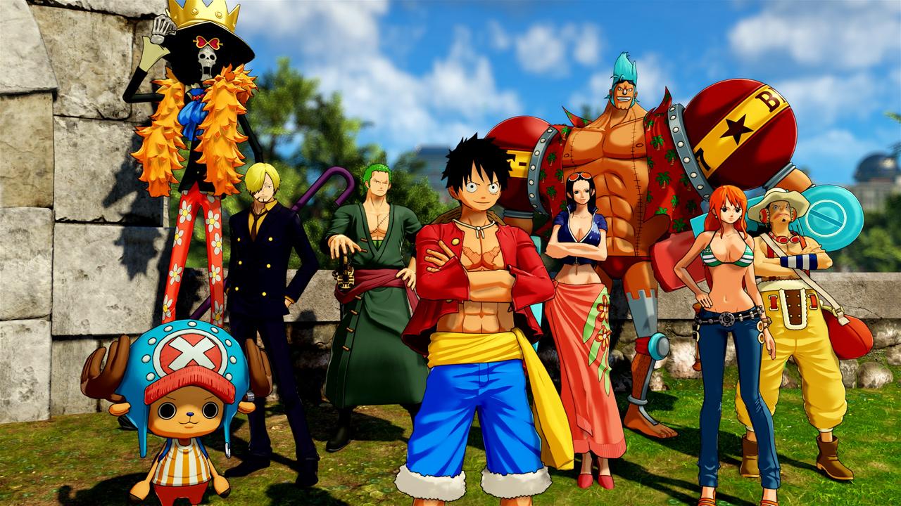 Review: One Piece: World Seeker  screenshot