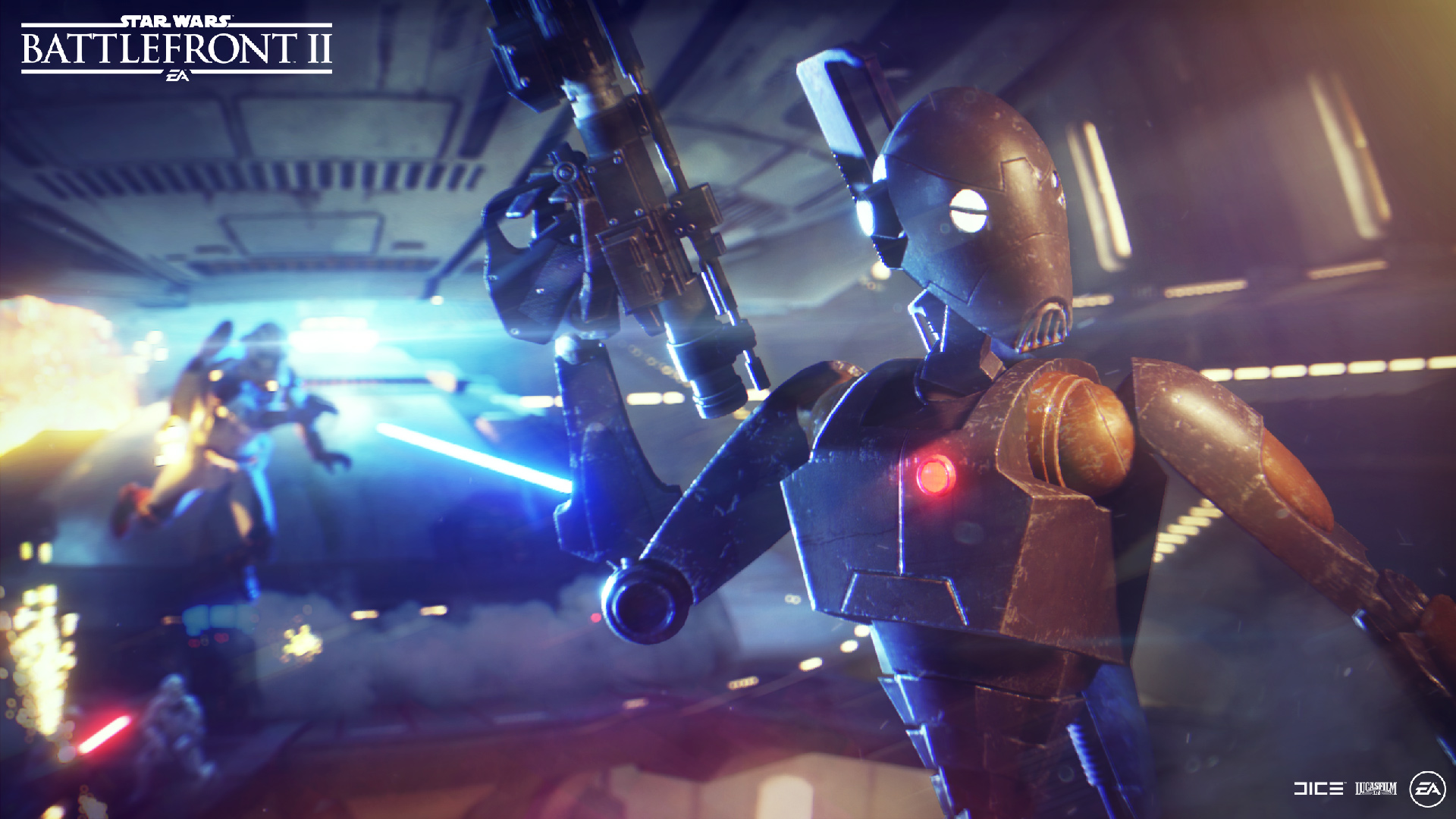 Star Wars Battlefront II's Capital Supremacy mode leans into