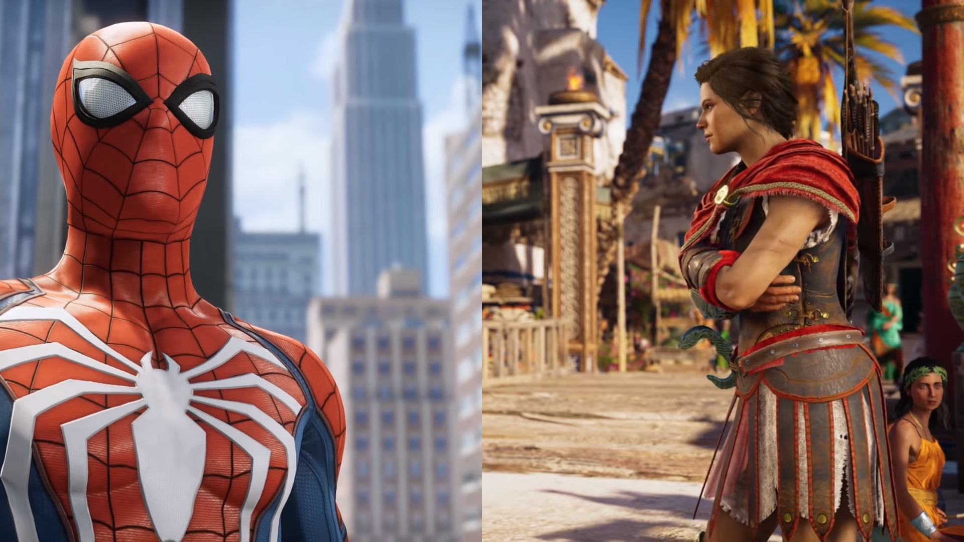How Spider-Man and Assassin's Creed Odyssey made the real world your sandbox