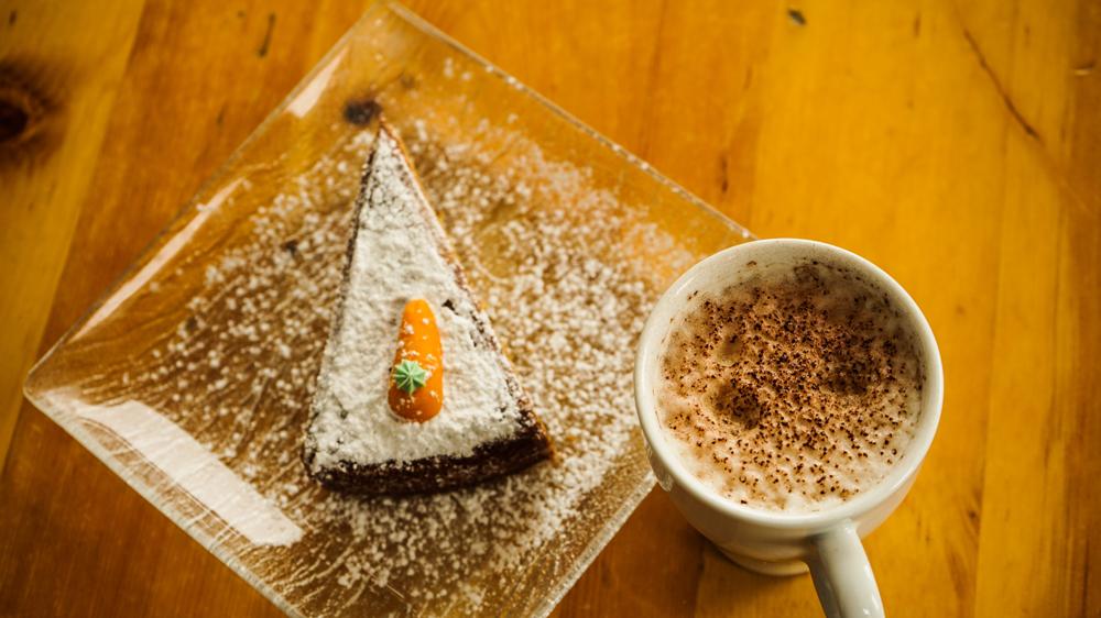 Carrot cake: tasty dessert or crime against God?