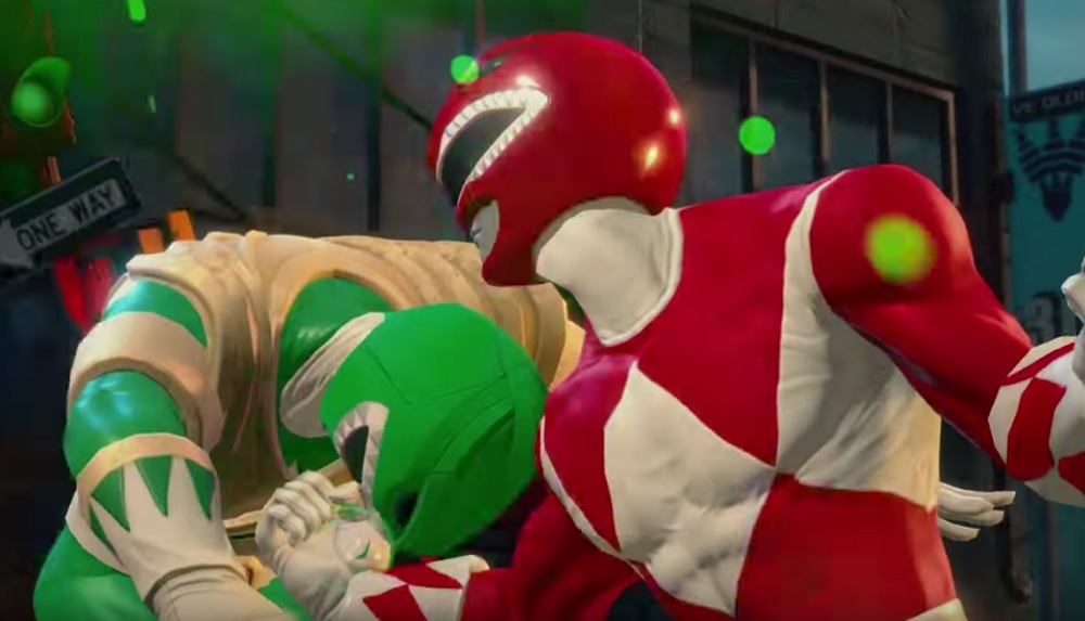 Powers Rangers: Battle for the Grid squares up this week