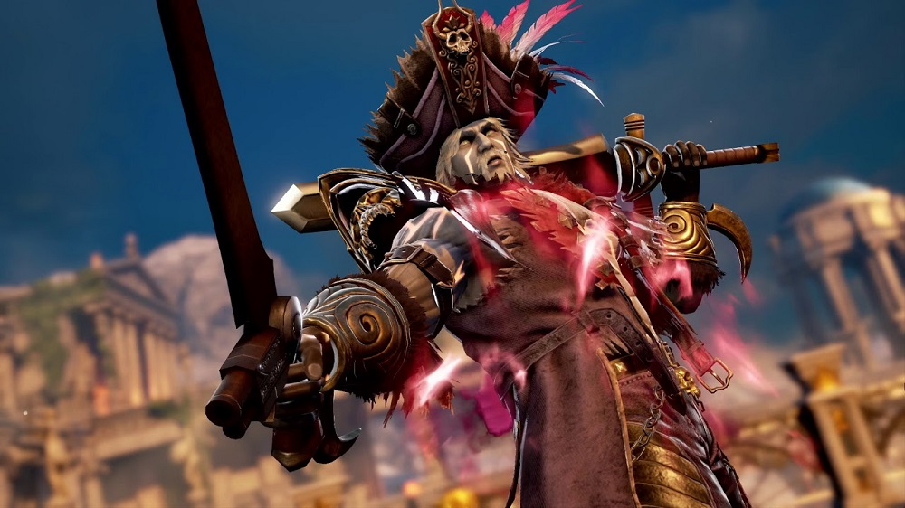 Soulcalibur VI update tweaks characters, stages and guard mechanics