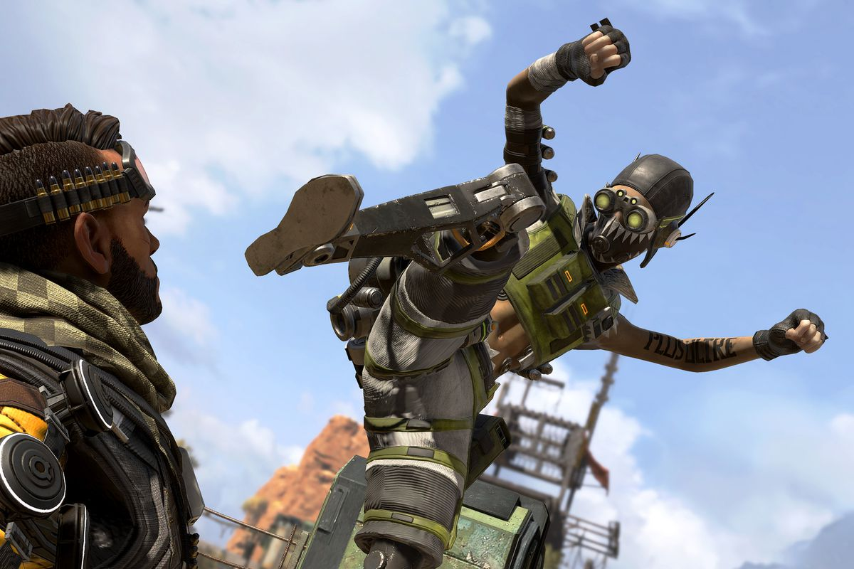 Apex Legends' inaugural season will host another character on top of Octane