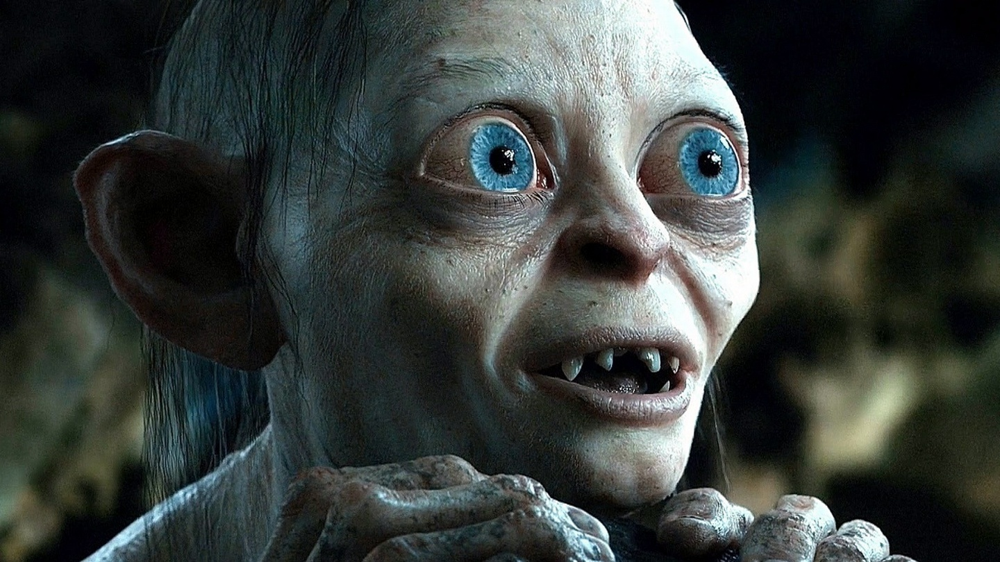 Gollum's time with his precious is being made into a story-focused Lord of the Rings game