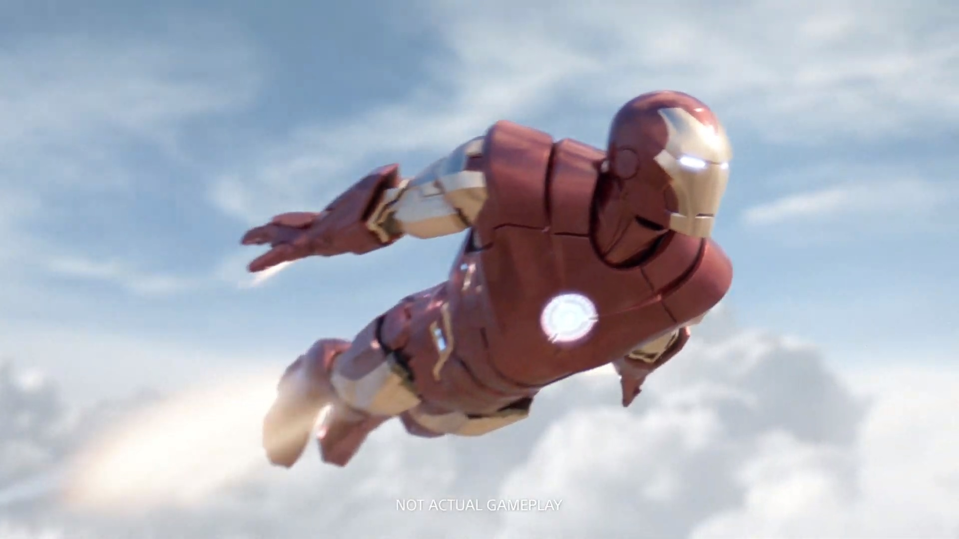 Become an Avenger with Iron Man VR