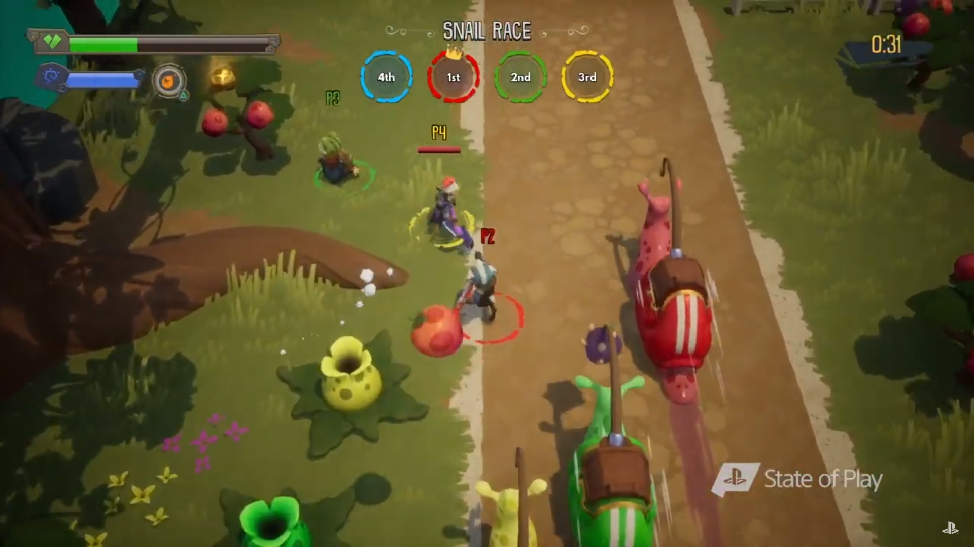 ReadySet Heroes mixes hack-n-slash combat with online competition