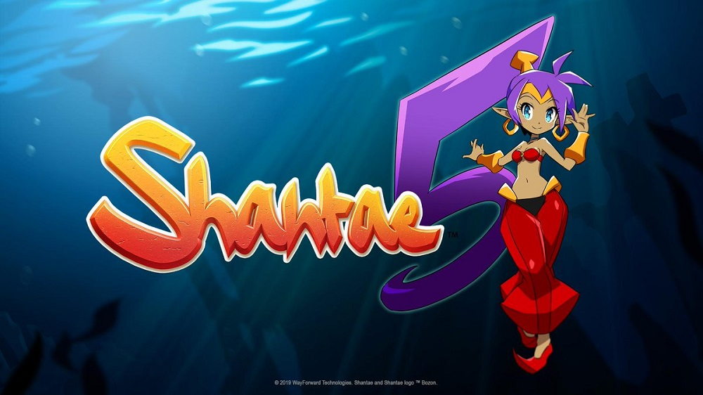 Shantae returns in an all new adventure later this year screenshot