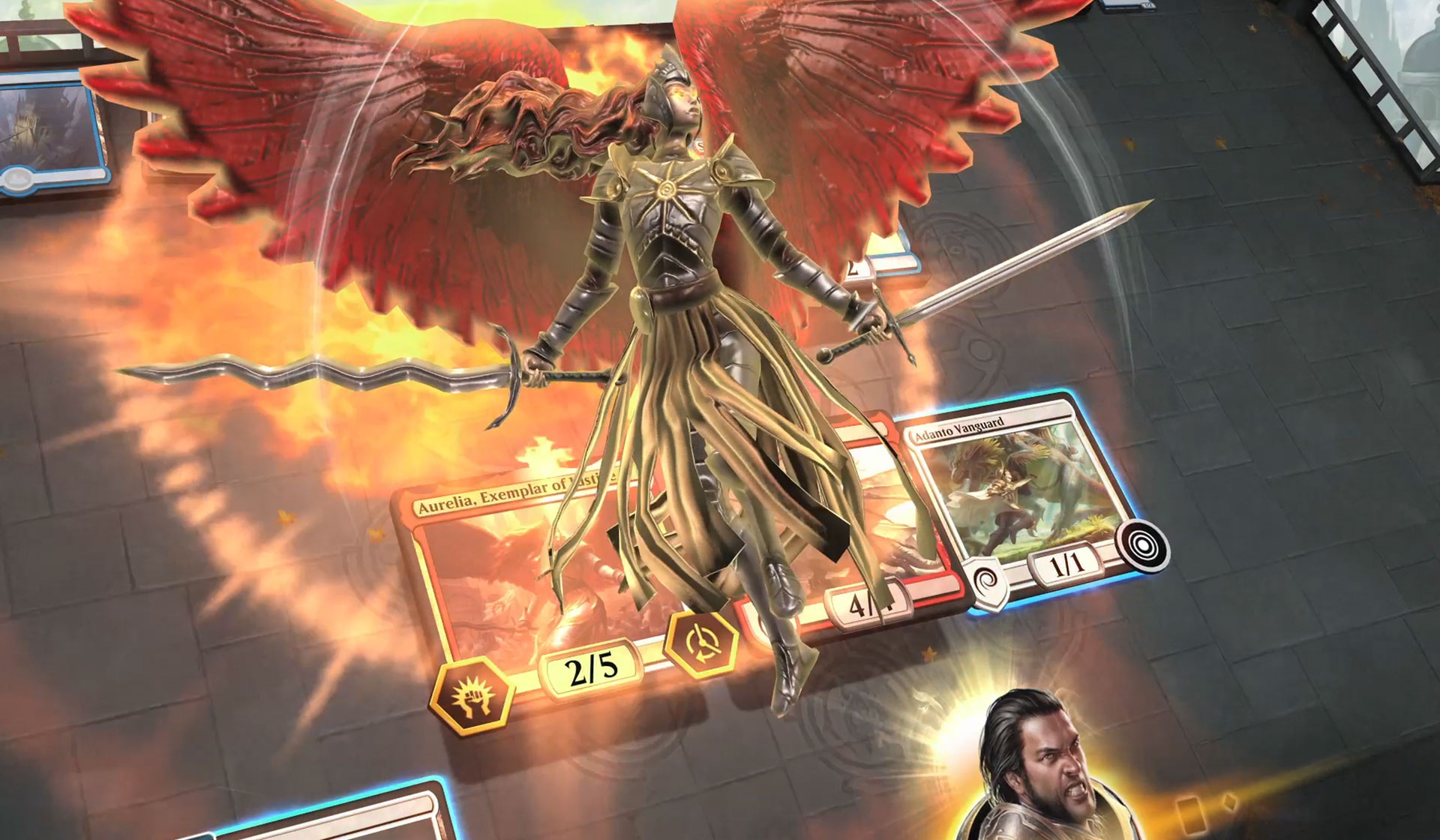 Talking with the Magic: The Gathering Arena crew about the past