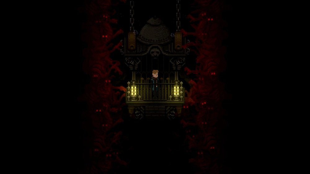 Lamentum, a pixelated survival horror game, is my exact jam