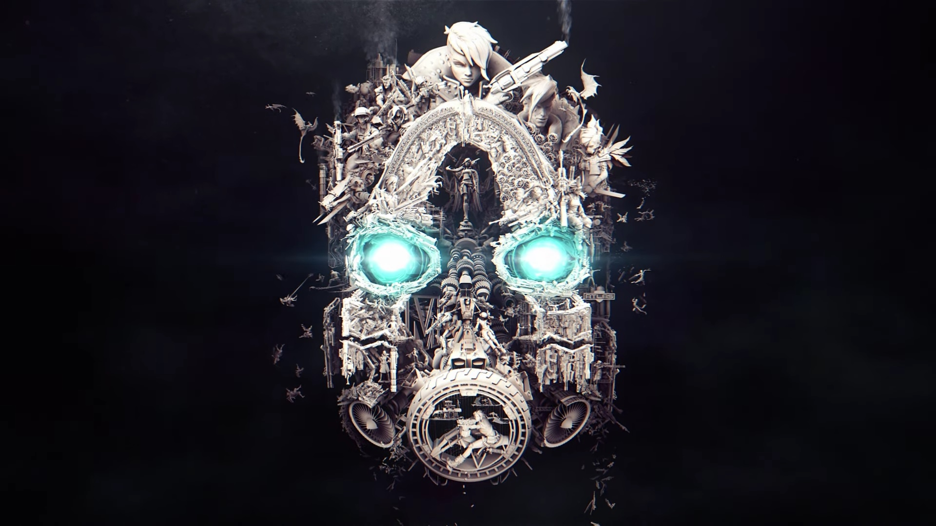 This teaser is probably Borderlands 3, but who really knows? screenshot