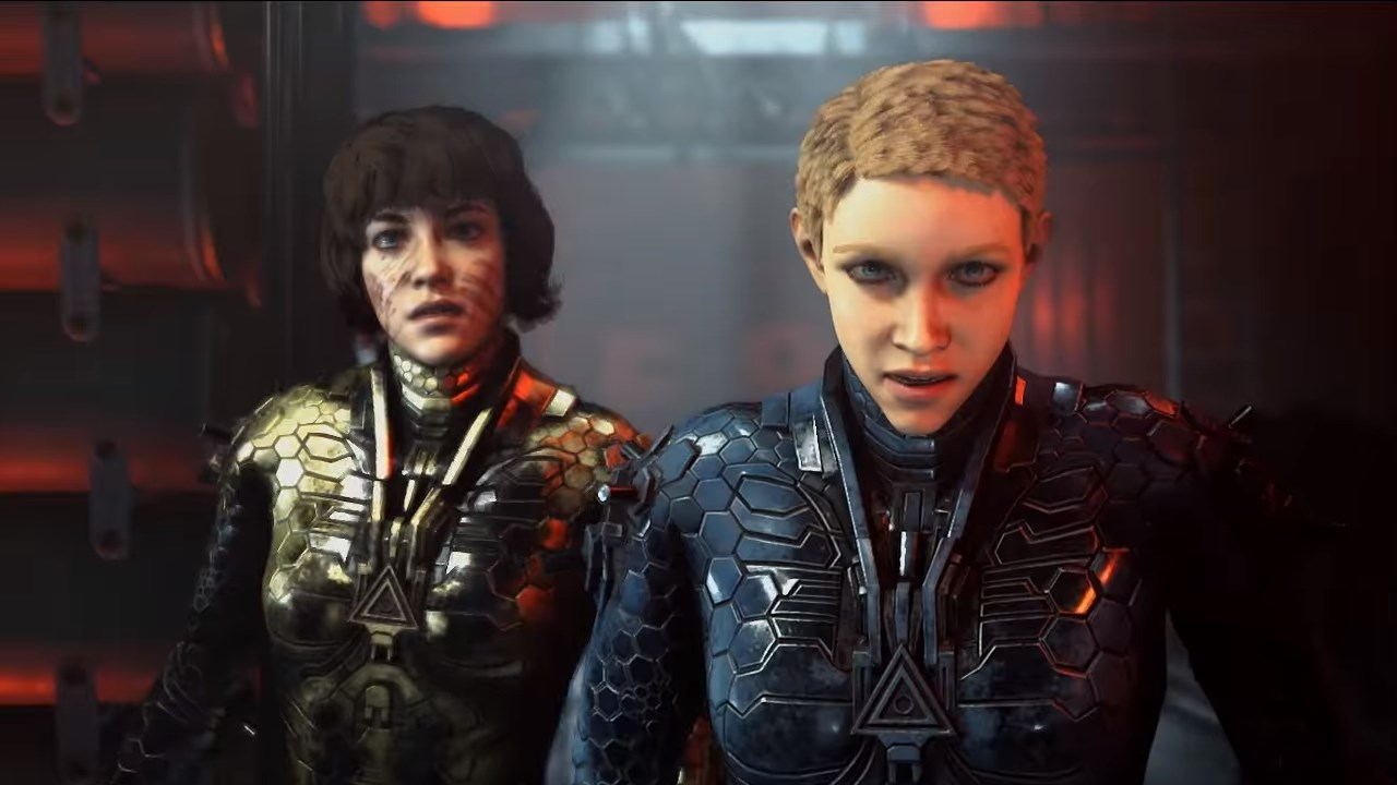 Grab a buddy and shoot some nazis in Wolfenstein: Youngblood this July screenshot