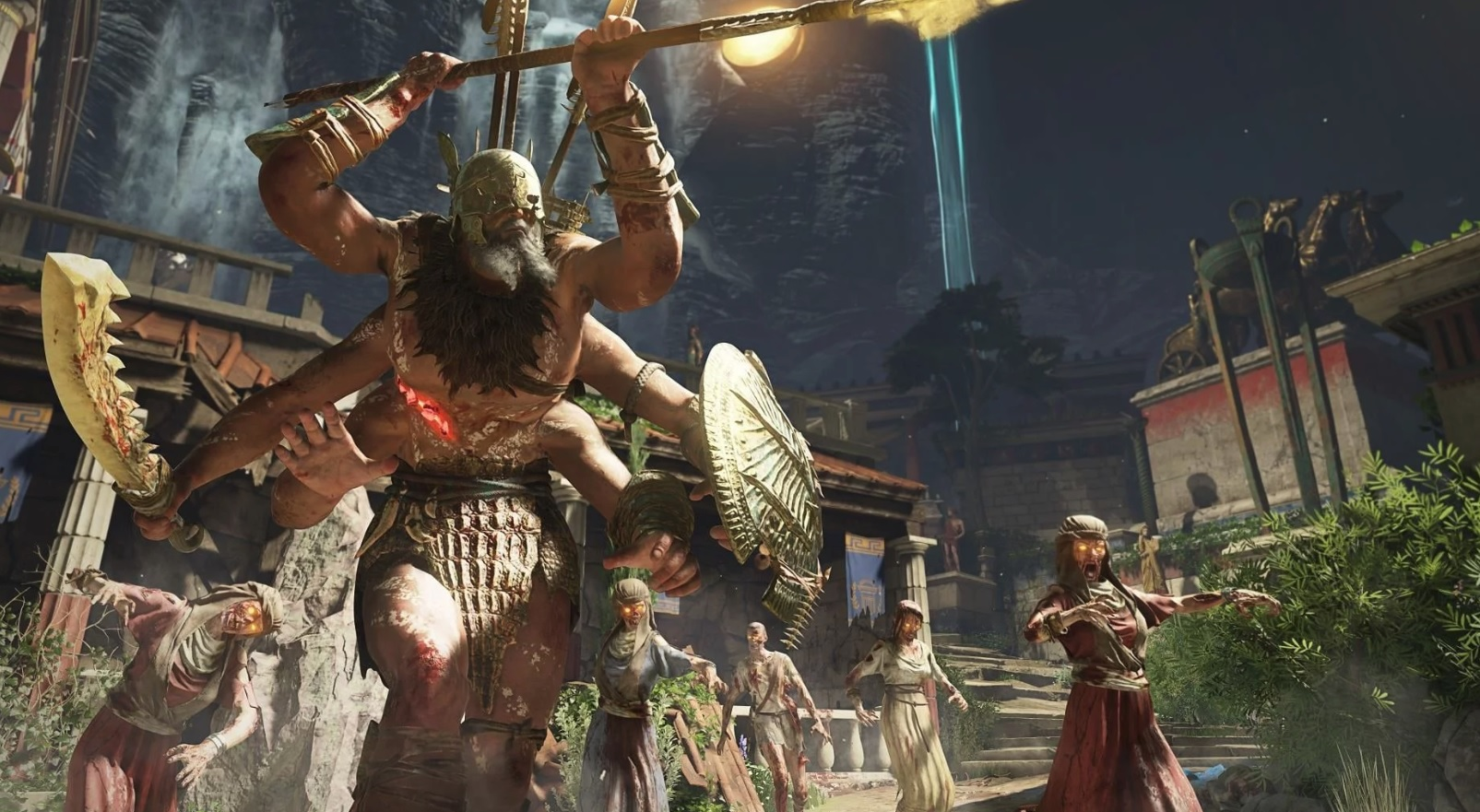Call of Duty: Black Ops 4's Ancient Evil DLC is bonkers
