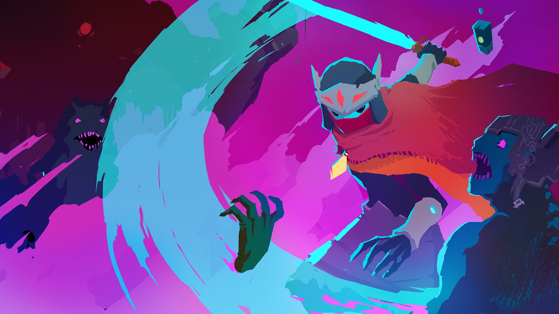 Adi Shankar adds Hyper Light Drifter TV series to his resume, in addition to Castlevania, Devil May Cry, and Assassin's Creed screenshot
