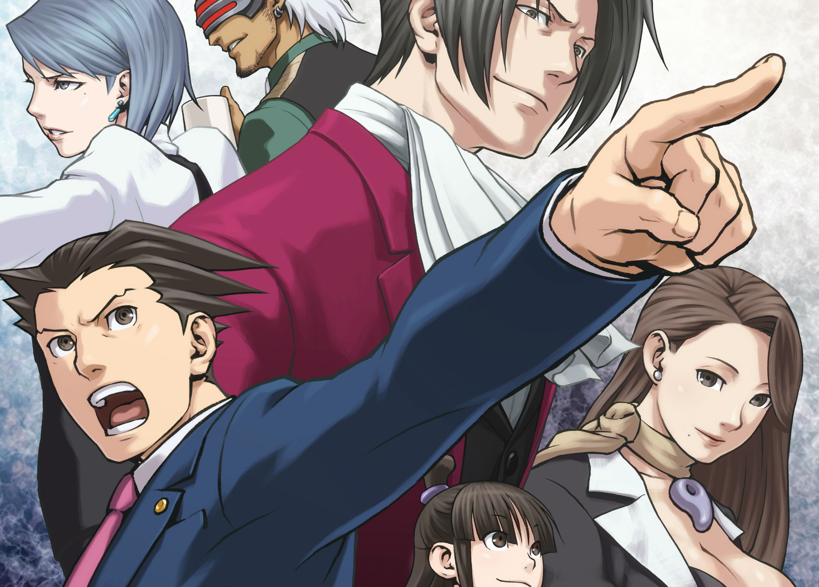 Phoenix Wright is still unforgettable on Switch, nearly 20 years after the original's launch screenshot