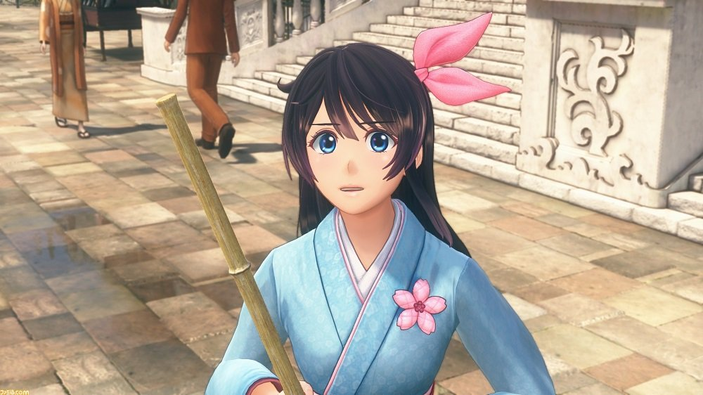 Project Sakura Wars announced for PS4, western release confirmed for 2020 screenshot