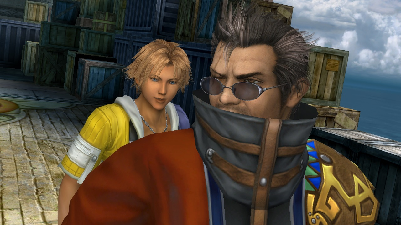 final fantasy x hd remaster pc skip cutscenes