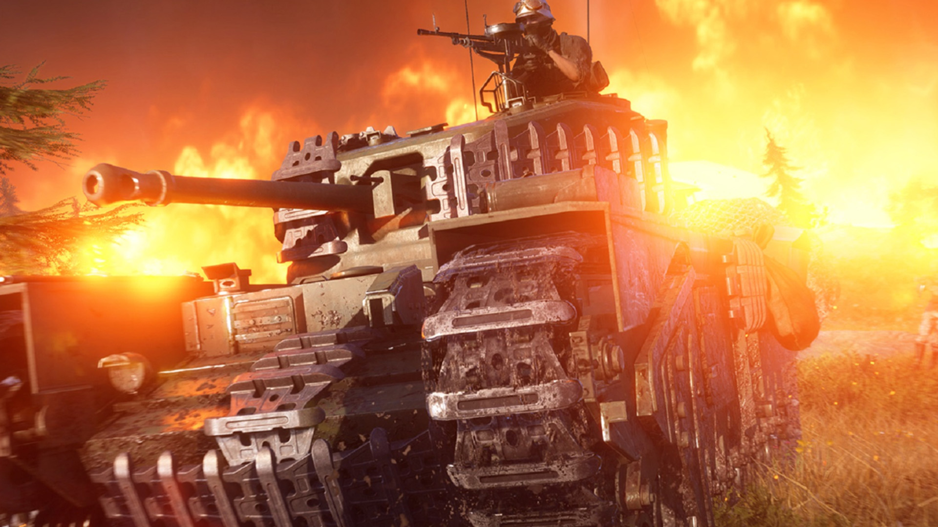Today on Impulse, we give our first impressions on Battlefield V Firestorm screenshot
