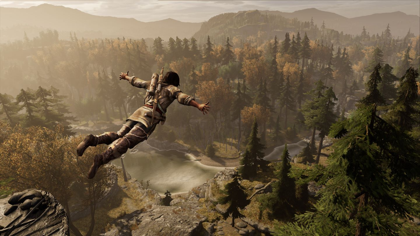 Assassin's Creed III sucks less when you expect to hate it screenshot