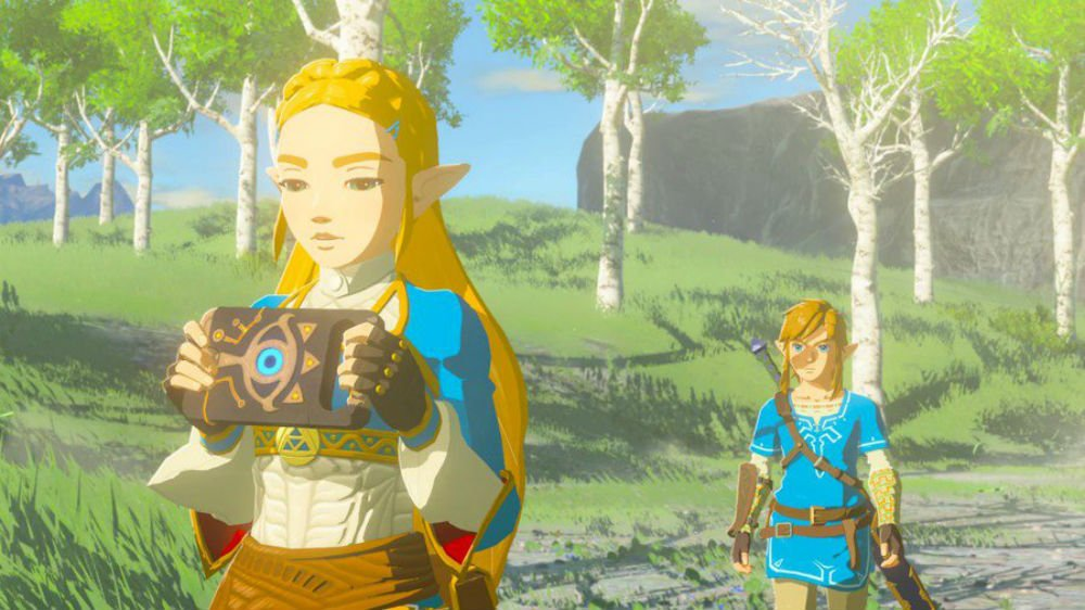 This analysis of Zelda: Breath of the Wild's music is super interesting  screenshot