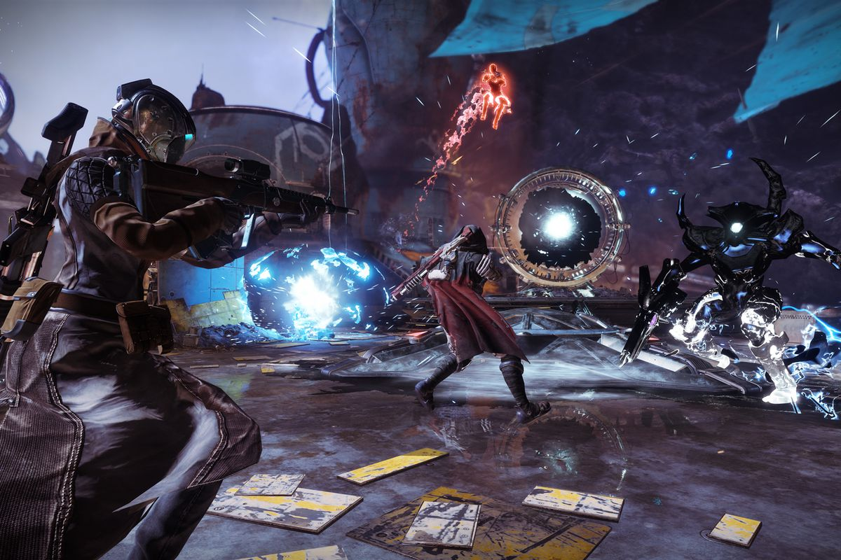 Bungie is planning a big quality of life update for Destiny 2 screenshot