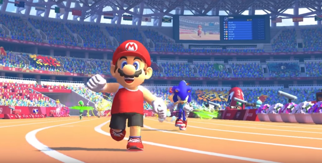 I hope you like Sega's Olympic games, because it just announced four of 'em (only one is not Sonic related) screenshot