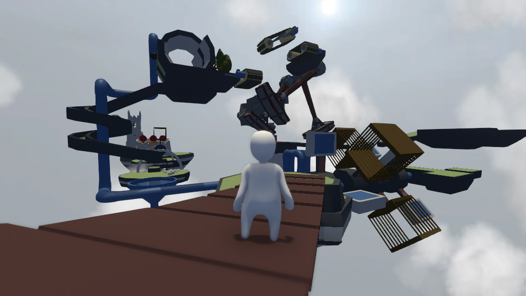 Human: Fall Flat now supports mods on Steam