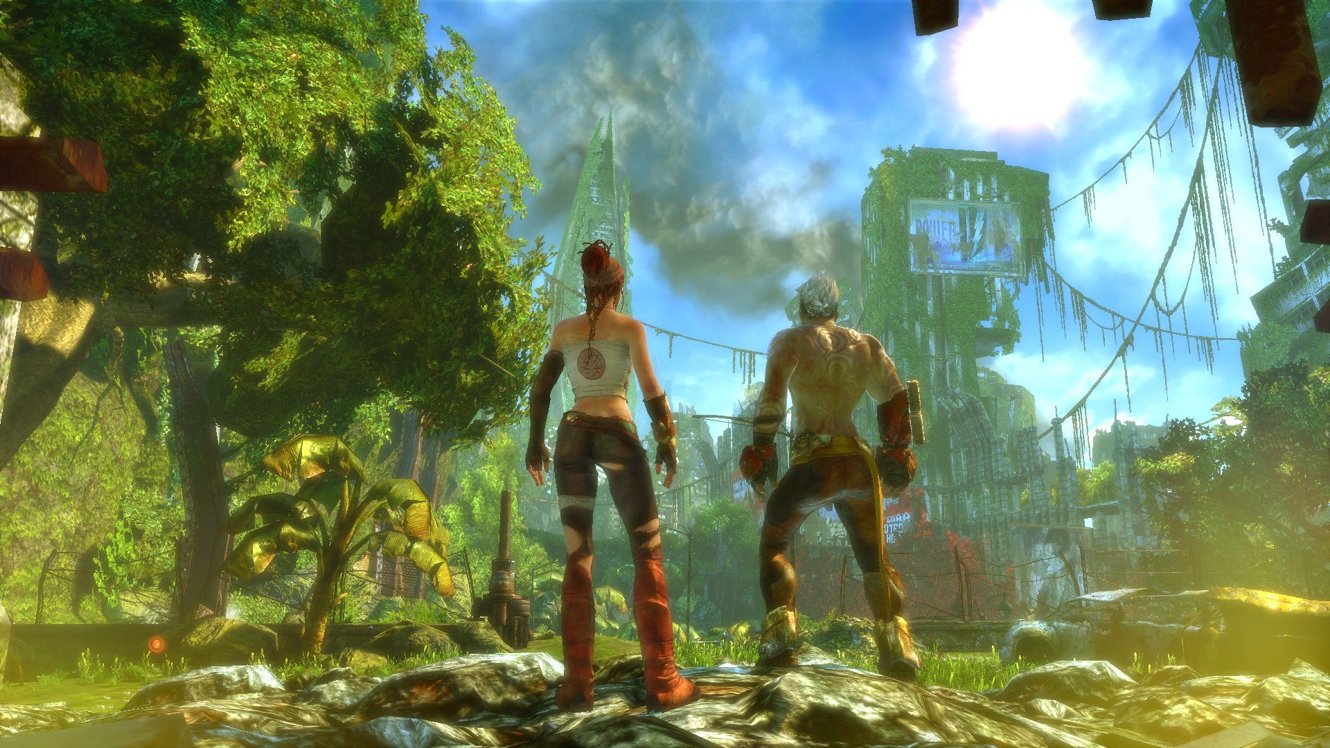 Honestly, I'll hate you forever if you don't buy Enslaved: Odyssey to the West for $1 screenshot