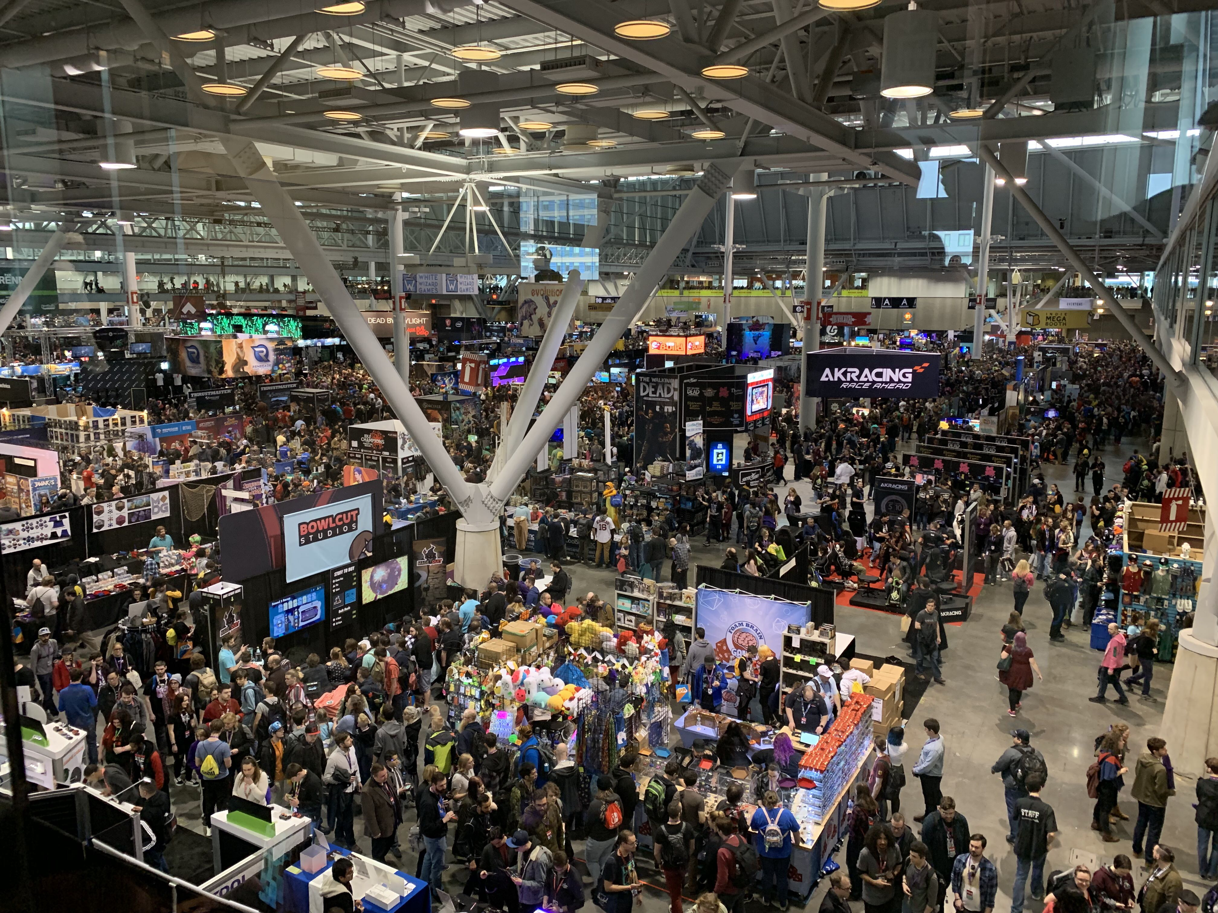 A quick look at some neat indie games I played at PAX East 2019 screenshot