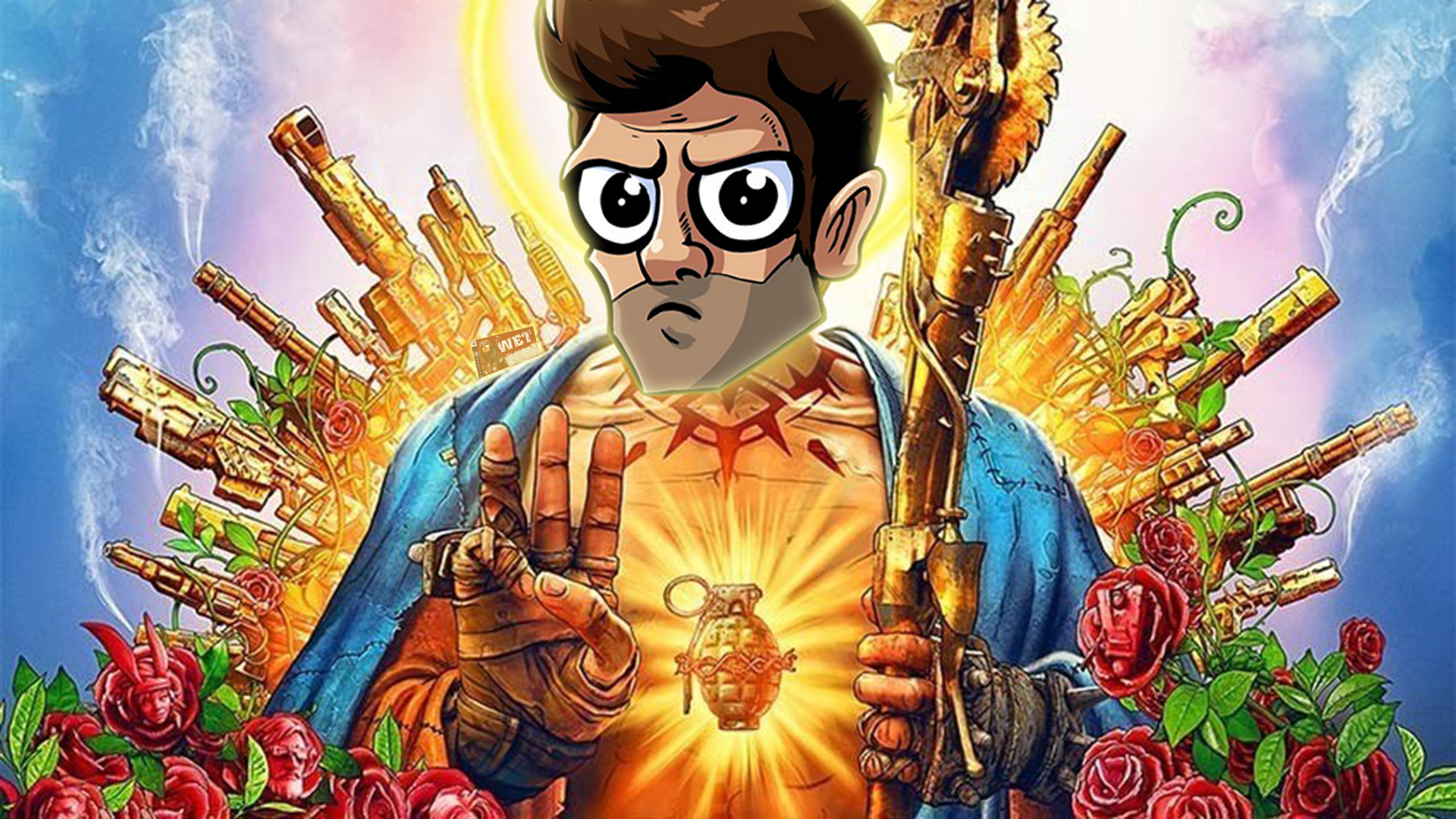 In today's episode of Pregame Discharge: Borderlands 3 was announced and it's not a battle royale! screenshot
