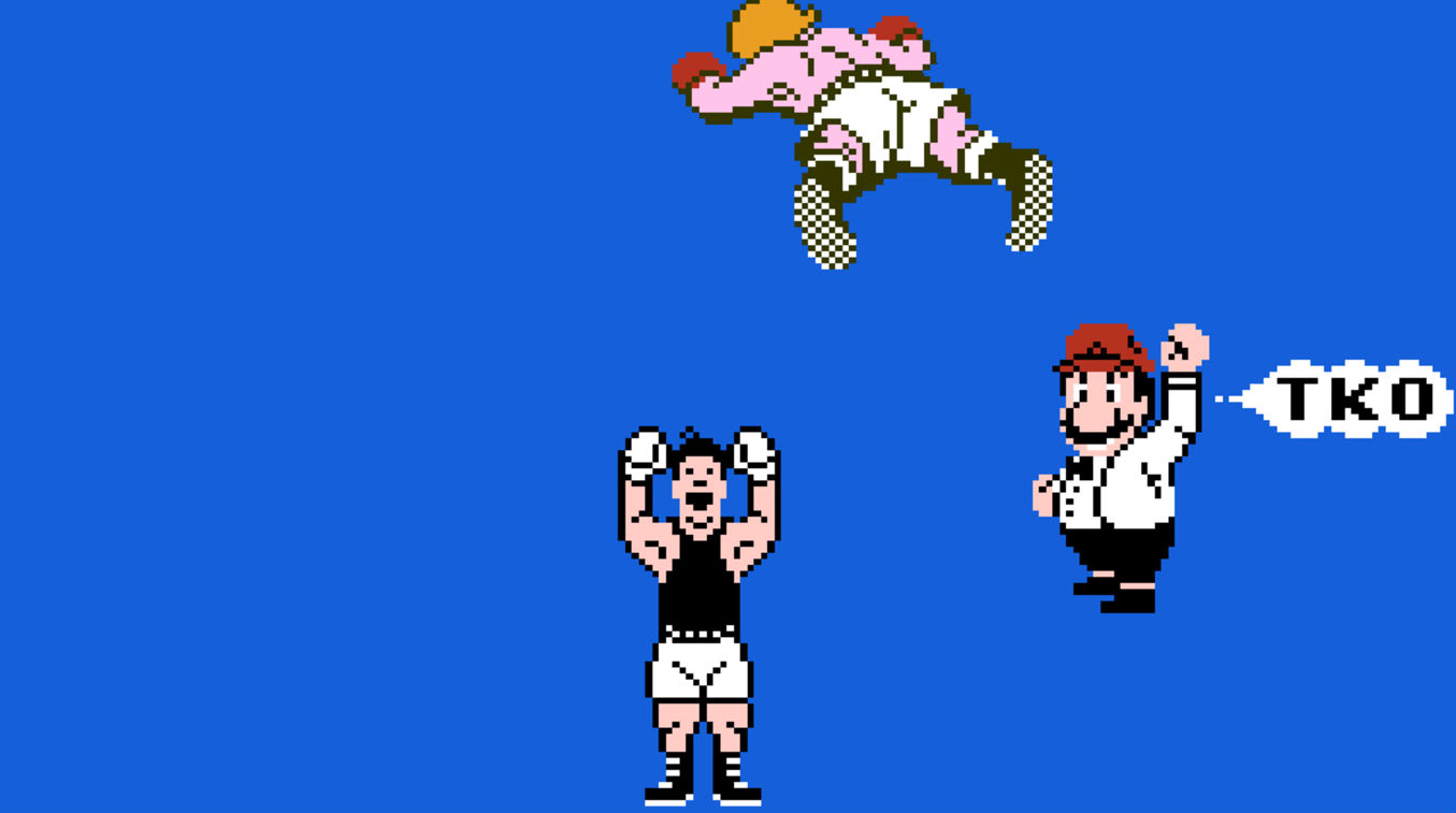 Punchout sans Mike Tyson is coming to Switch Online's NES suite