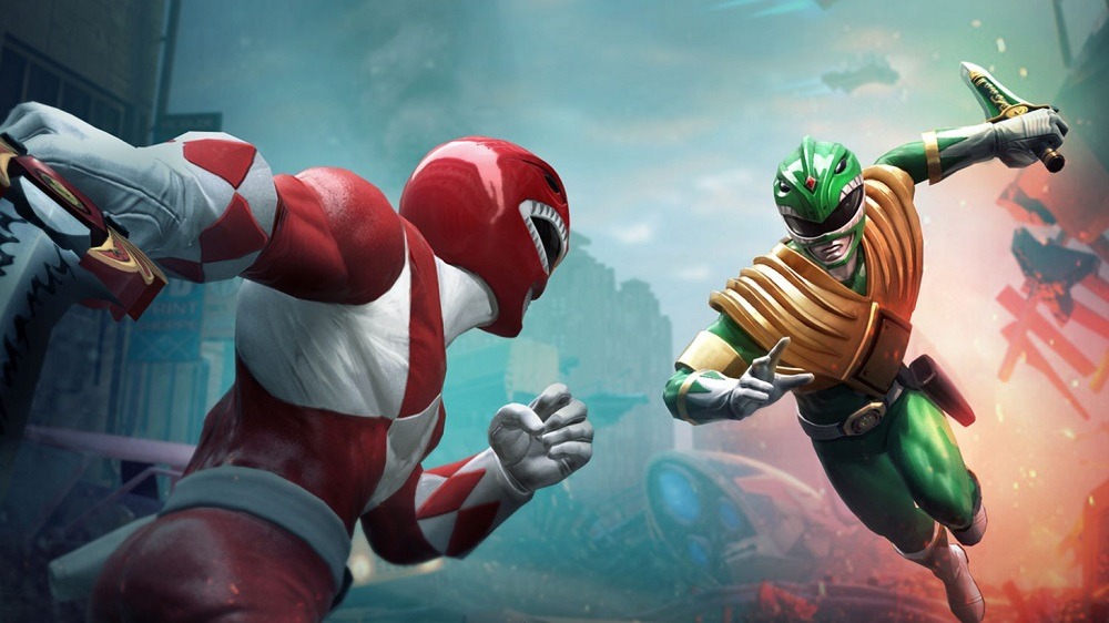 Review: Power Rangers: Battle for the Grid screenshot