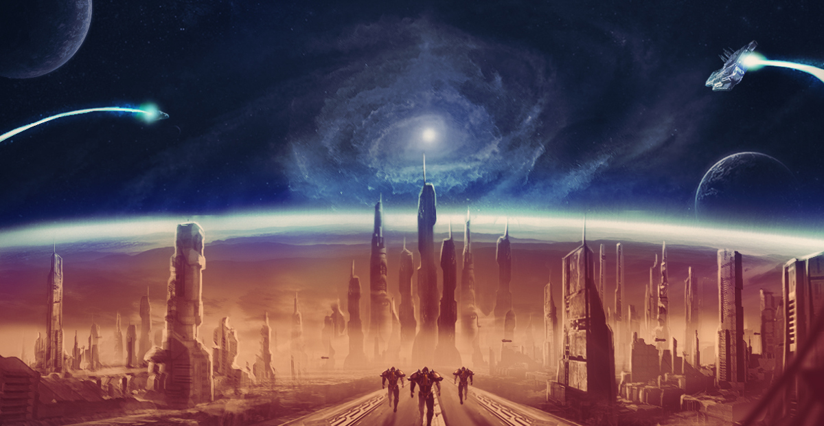 Pax Nova looks like a beautiful combination of Stellaris and Alpha Centauri screenshot