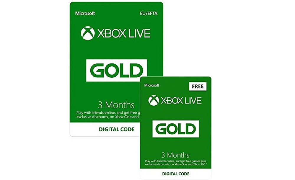 Xbox Live Gold to see a price rise in the UK next month screenshot