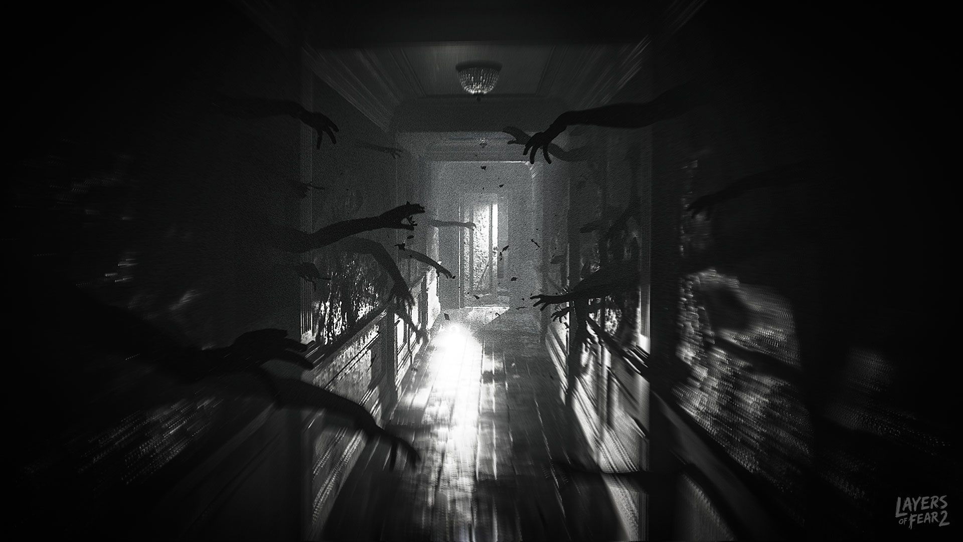Your day will probably be a lot less stressful if you don't watch this Layers of Fear 2 gameplay demo screenshot