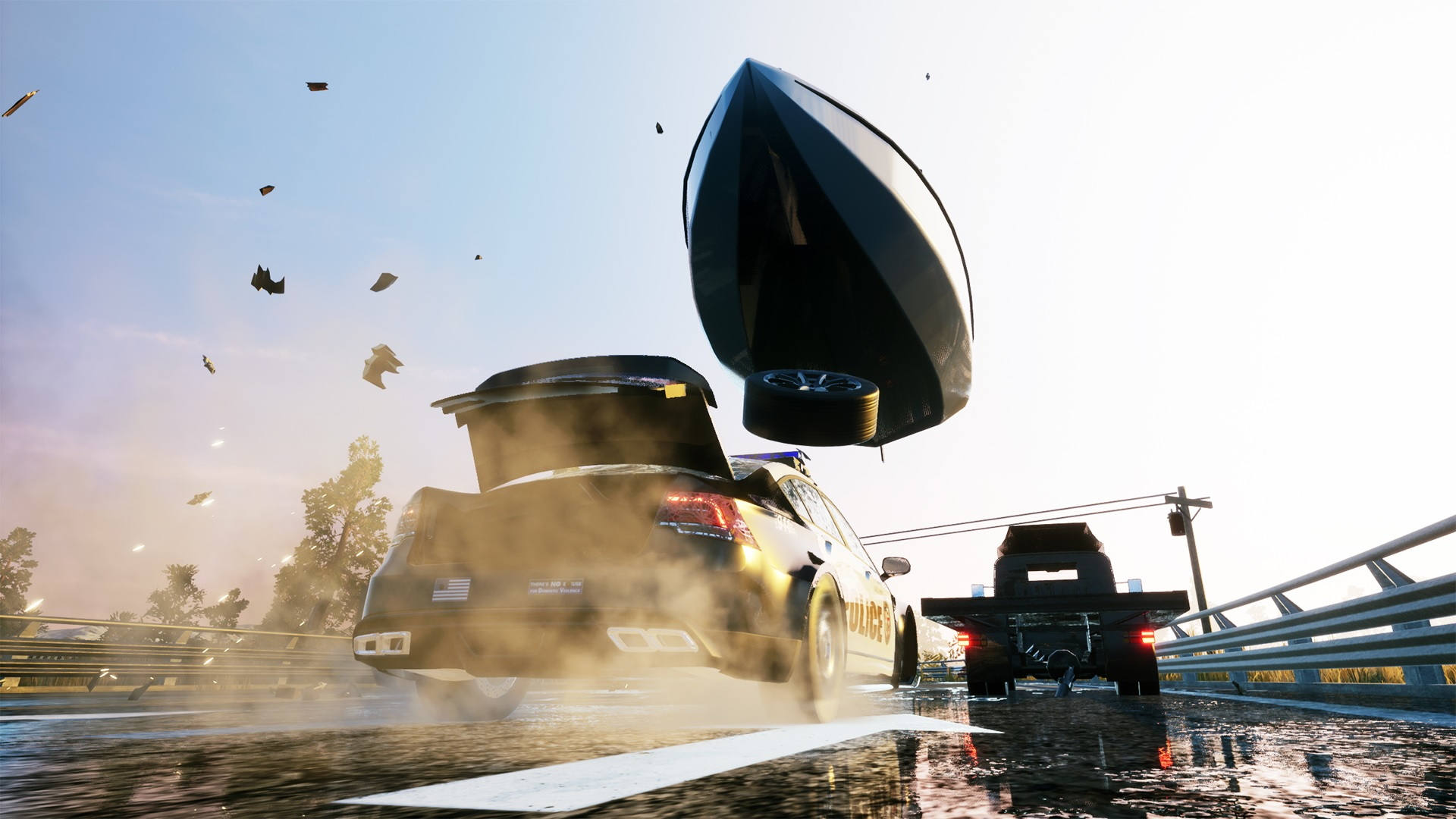 Review: Dangerous Driving screenshot