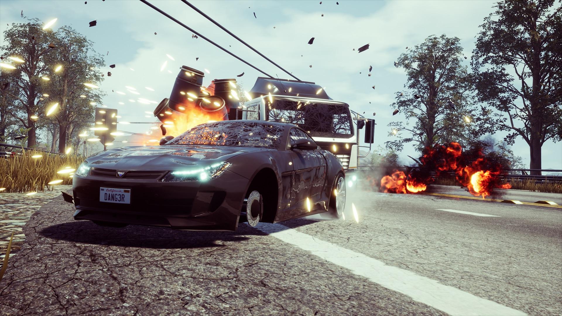 Review: Dangerous Driving