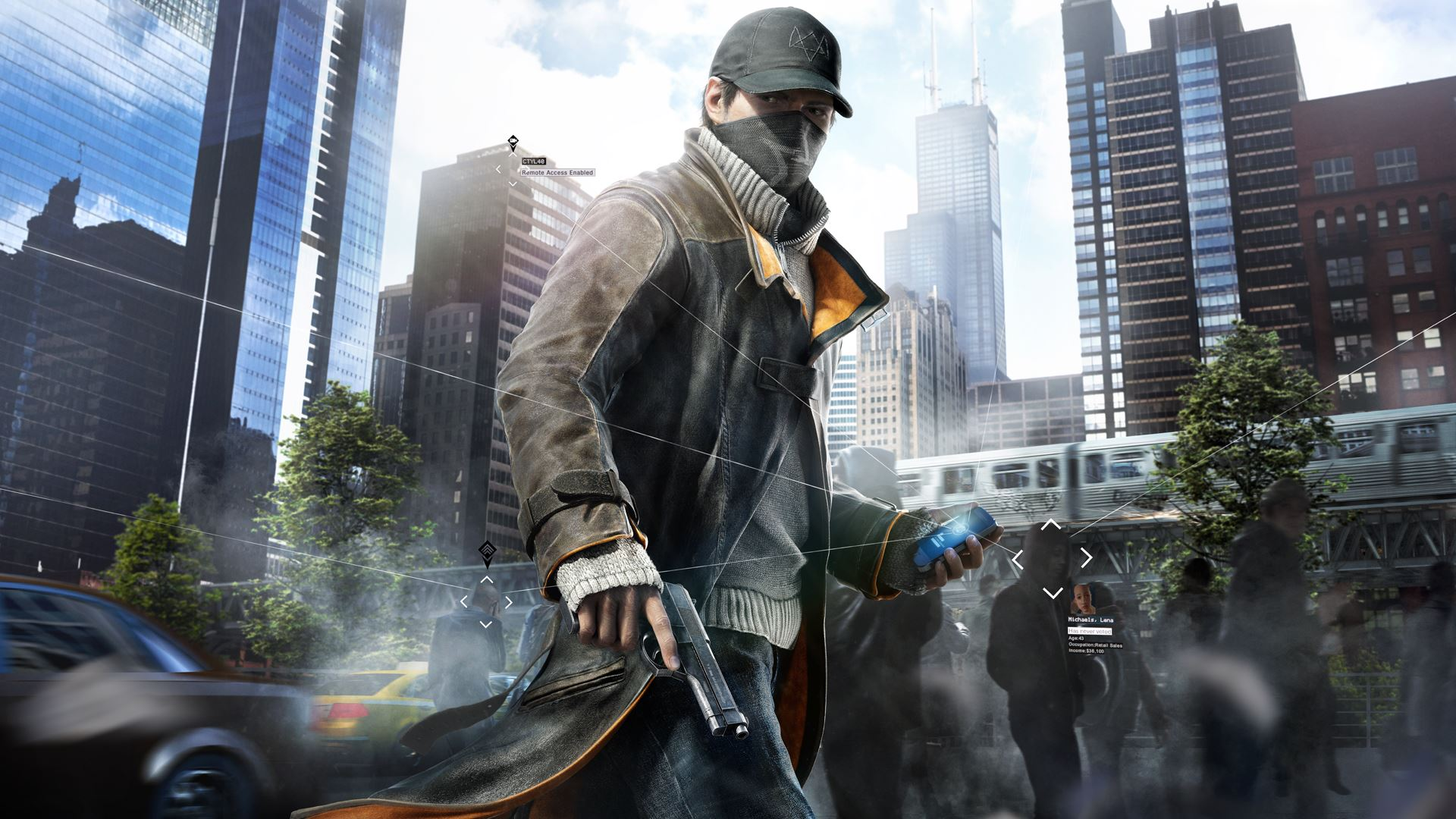 Here's our 2019 article for 'Watch Dogs 3 will be set in London' screenshot