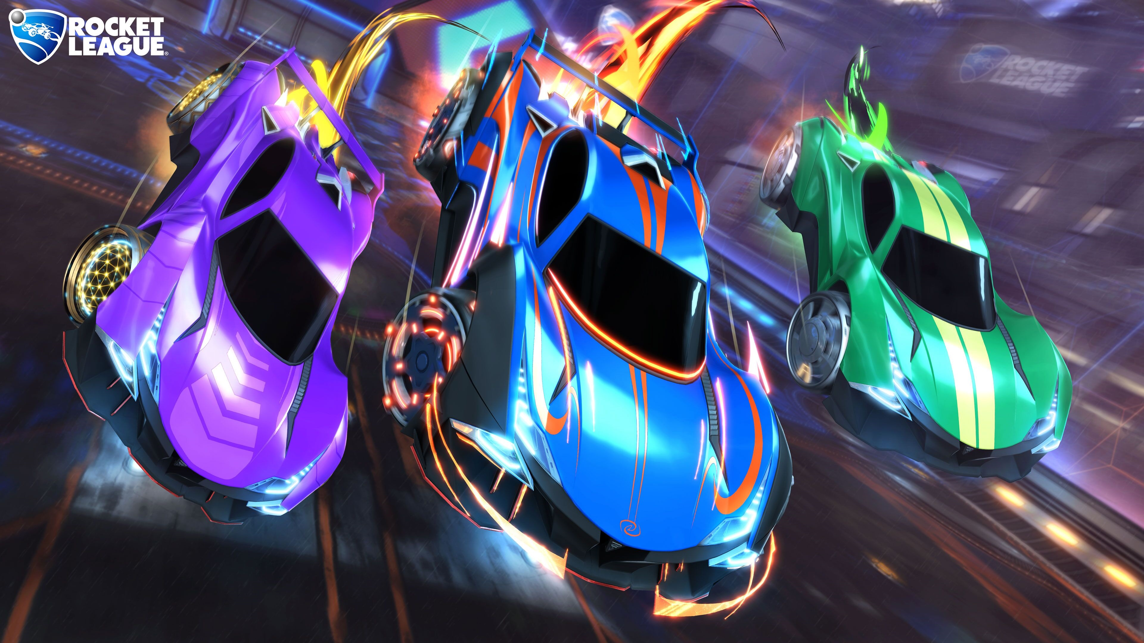 Rocket League has Challenges now, and they're the perfect