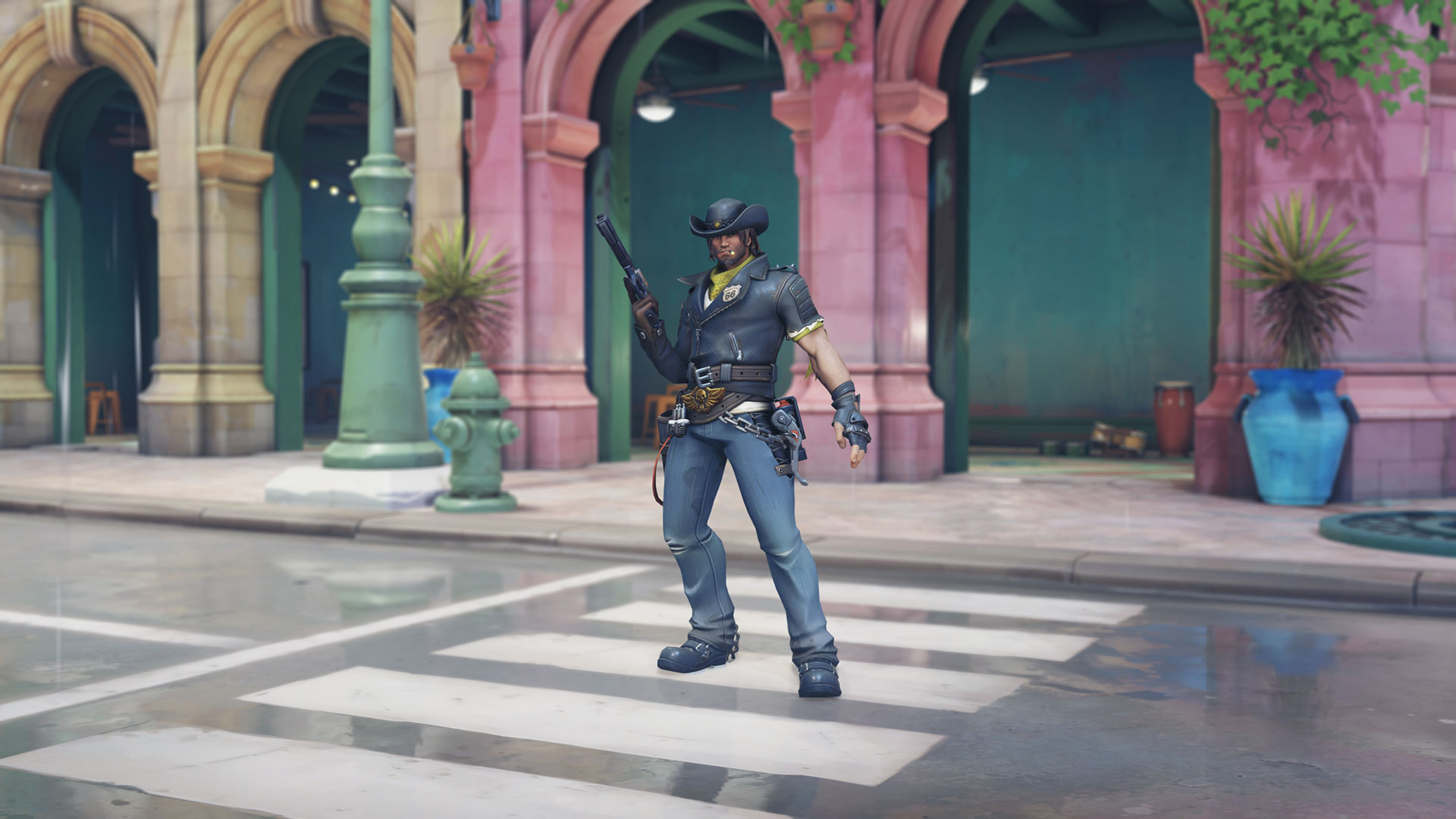 Deadlock McCree skin
