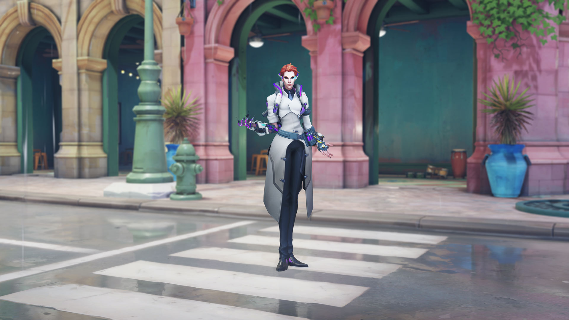Scientist Moira skin