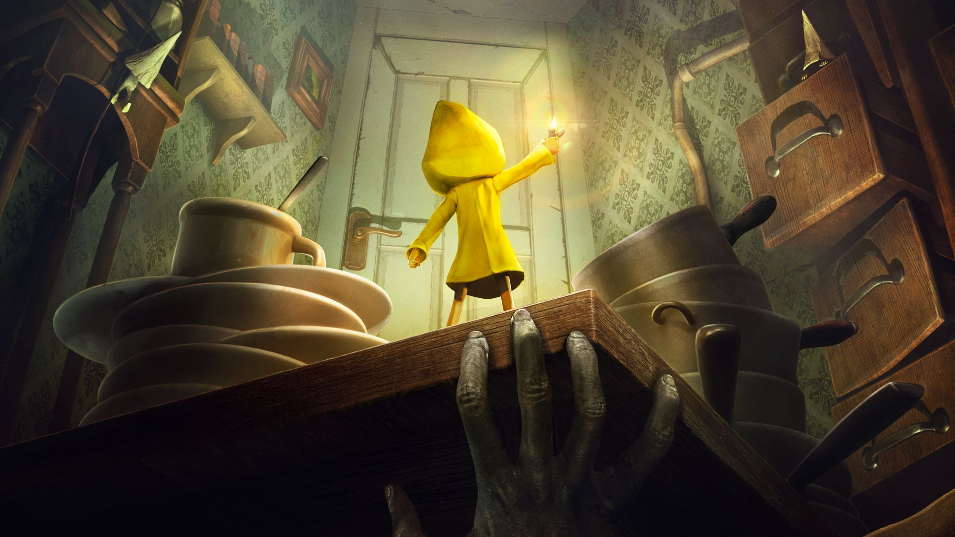 The terrors get tinier as Little Nightmares is adapted to mobile screenshot